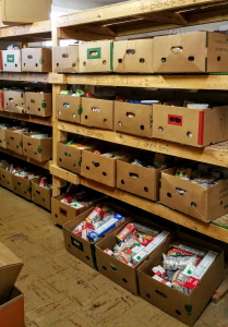 Neighbors Together of Union County - Food Bank